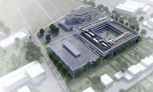 """Über 12.000 Quadratmeter: BMW Group legt Grundstein zum neuen """"Campus Salzburg"""""""