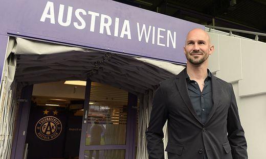 Neo-Austria-Trainer Christian Ilzer