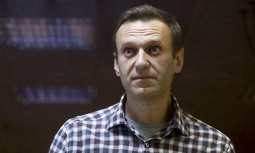 Nawalny gilt als der schärfste Gegner des russischen Präsidenten Wladimir Putin.