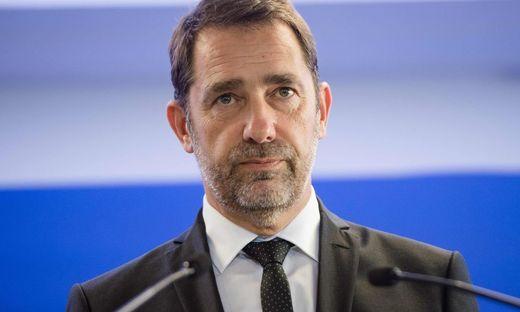 Innenminister Christophe Castaner