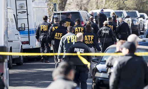 Texas: Zwei Tote bei Anschlägen mit Paketbomben