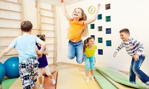 Werden Spiel und Spaß für Kindergrätnerinnen zur Risikoabwägung?