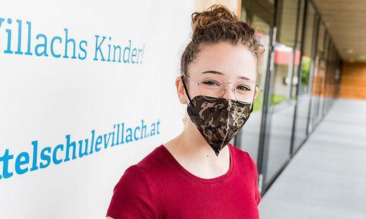 Sportmittelschule Villach Lind Schuloeffnung Lauren Pessnegger