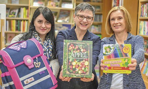 Regionale Buchhändler liefern aus