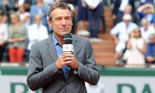 Roland Garros Mats Wilander Suede TENNIS Roland Garros 06 06 2018 chryslenecaillaud panoramic