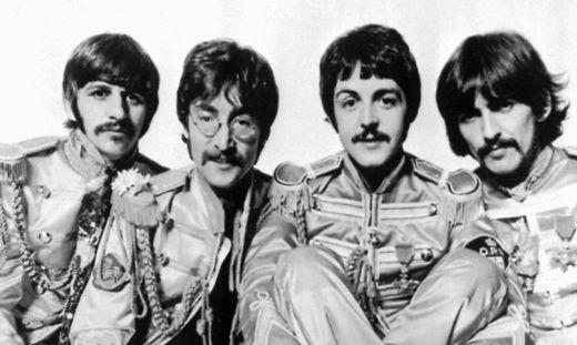 Gegenstände aus dem Besitz der Beatles werden versteigert