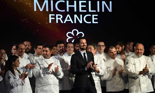 FRANCE-FOOD AND DRINK-MICHELIN-TOURISM