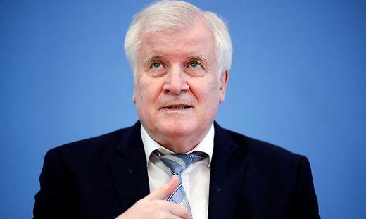 Deutschlands Innenminister Horst Seehofer