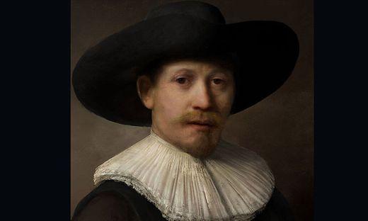 Ein Rembrandt, der keiner ist: Diese Bild wurde von einer KI gemacht