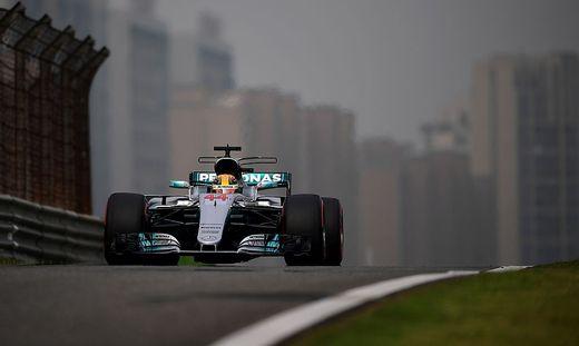 Fahren Lewis Hamilton und Co. auch im Jahr 2020 durch Shanghai?