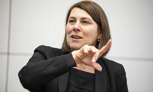 Sabine Jungwirth, Bundessprecherin der Grünen Wirtschaft
