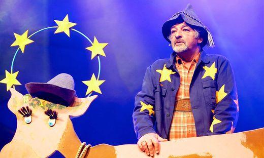 """""""EU-Bauer"""" Manfred Tisal regt mit einem Facebook-Posting auf"""