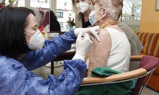 Der Anteil der Impfgegner in Kärnten ist hoch