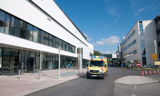 Das Versorgungszentrum am LKH Graz