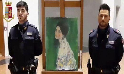 """Ist das """"Bildnis einer Frau"""" doch nicht von Gustav Klimt?"""