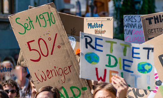 """Nicht immer ist die Beteiligung der Jugend an Gesellschaftsthemen so sichtbar wie bei """"Fridays for Future""""-Demos"""