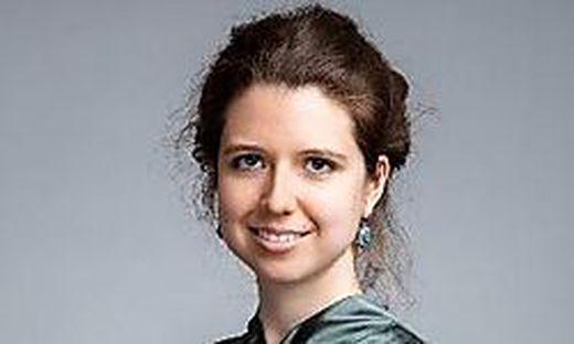 Carina Rasse erlangte ein Stipendium der ÖAW