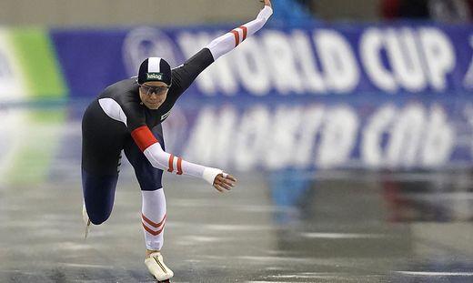 Eisschnelllauf, Vanessa Herzog, Weltcup, Nagano