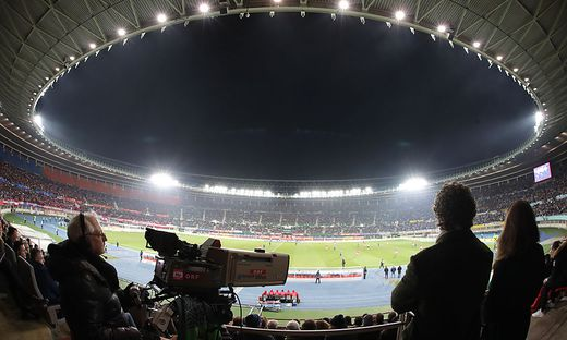 SOCCER - UEFA NL, AUT vs BIH