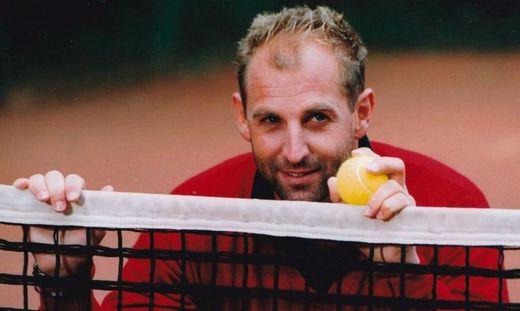 Auch Tennis-Legende Thomas Muster feiert das Jubiläum seines Leibnitzer Heimatclubs