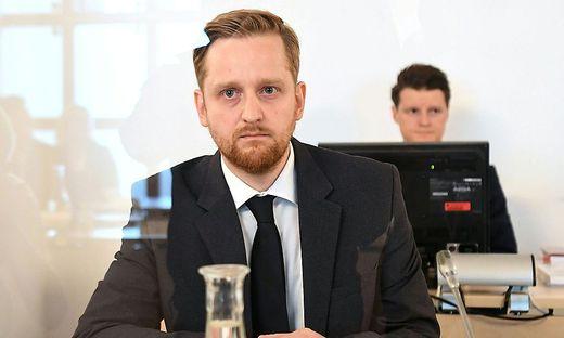 Oberstaatsanwalt Matthias Purkart