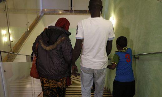 Asylwerber aus Spital am Semmering.