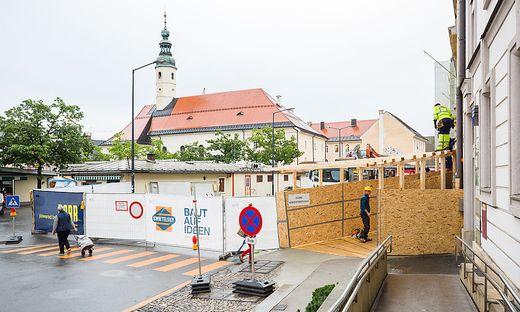 Benediktinerplatz Klagenfurt