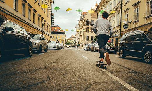 Die Skateszene in Klagenfurt wächst