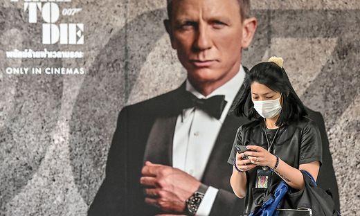 Auch der Starttermin für den neuen James Bond wurde verschoben