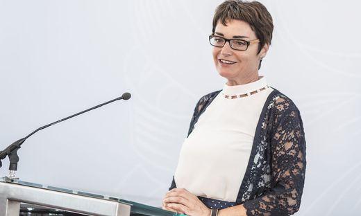 Landeshauptmannstellvertreterin Beate Prettner