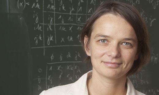 Angelika Wiegele forscht am Institut für Mathematik