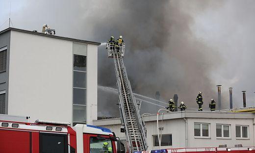 Grossbrand 3M Villach
