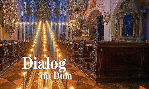 """Die Anthologie """"Dialog im Dom"""" wird präsentiert"""