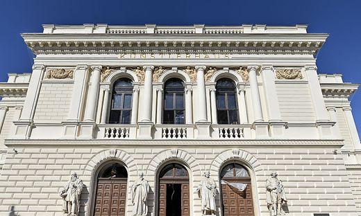 KUeNSTLERHAUS- UMBAU FUeR 'ALBERTINA MODERN - WIENS NEUES MUSEUM DER GEGENWART'