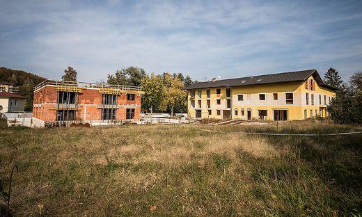 Das Projekt um das ehemalige Hotel Siegfried in Reifnitz ist auch Teil des Kriminalfalles