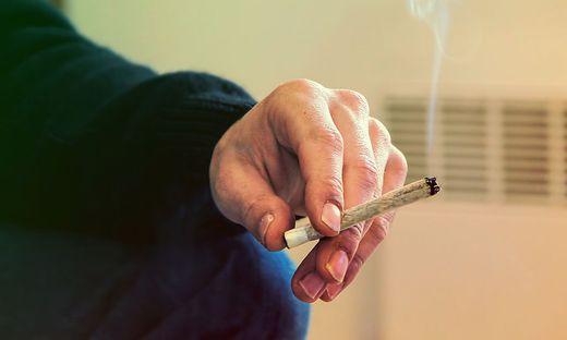 E-Zigarette statt Joint