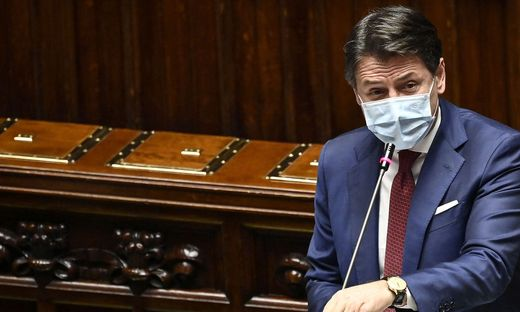 Kräftemessen in Italien: Steht Premierminister Giuseppe Conte vor seinem Abgang?