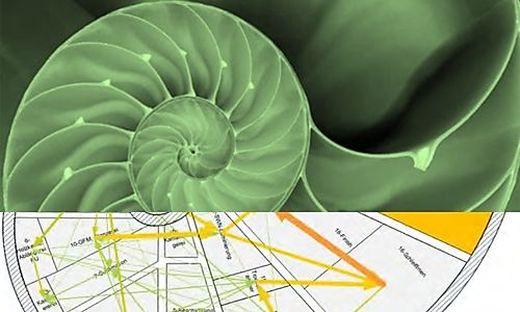 Nautilus als Vorbild