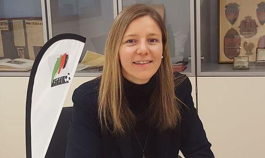 Elisabeth Tieber wird Referentin für Frauenfußball