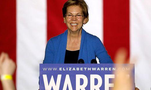 Elizabeth Warren steigt aus