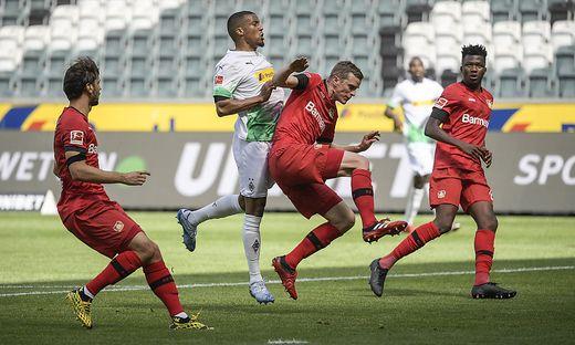 Mönchengladbach empfängt Leverkusen