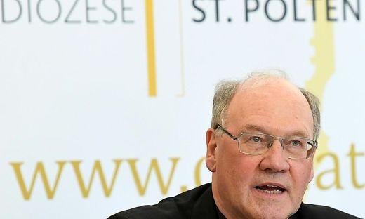 Referatsbischof für Pastoral, Alois Schwarz