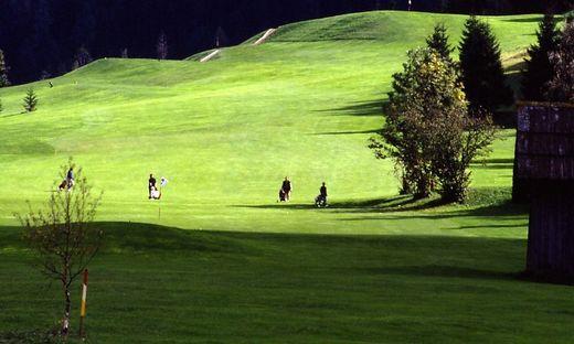 Golfplatz Bad Kleinkirchheim