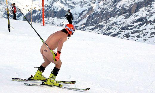SKI ALPIN - FIS Weltcup Wengen, Herren, Absage