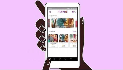Mangometer, eine neue App für feministische Filmkritiken.