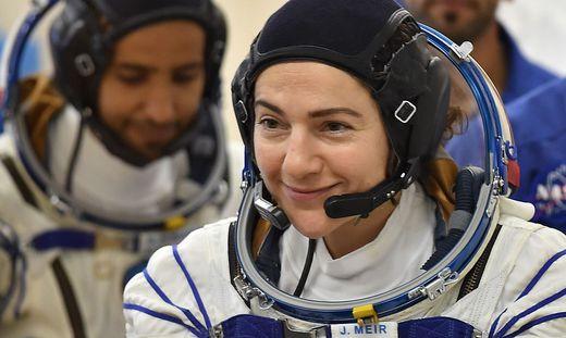US-Astronautin Jessica Meir
