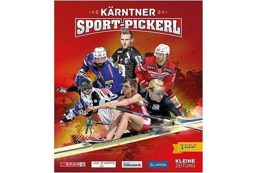 """Holen Sie sich jetzt das """"Kärntner Sportpickerl""""-Album von Panini"""