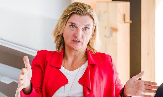 Dorothee Rotz, General managerin Microsoft Österreich