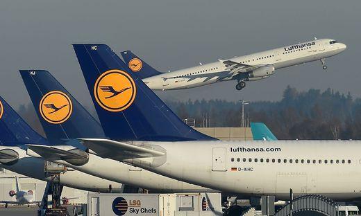 Lufthansa steuert erneut auf Rekordergebnis zu