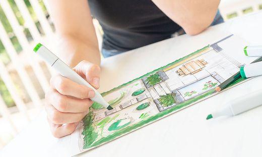 Ein Garten Zwei Ideen Ideen Sammeln Fur Das Eigene Gartenparadies Kleinezeitung At